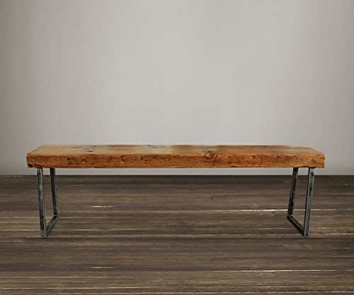 Unique Wood Benches: Amazon.com: Reclaimed Wood Bench, 48 Inch: Handmade