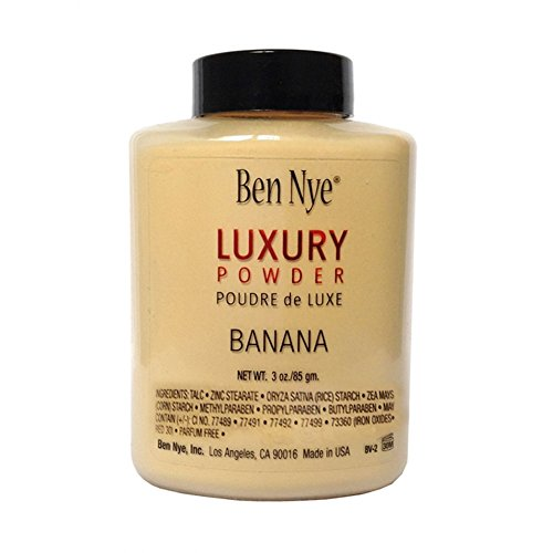 Ben nye - luxury powder banana bv-2 - 85gm/3 oz