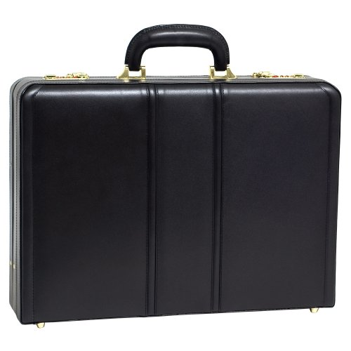 mckleinusa-coughlin-80465-black-leather-expandable-attache-case