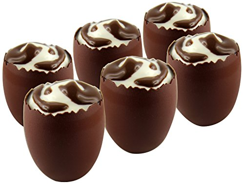 Kubb-K135-OEufs-Coffret-de-6-Verrines-Plastique-Chocolat