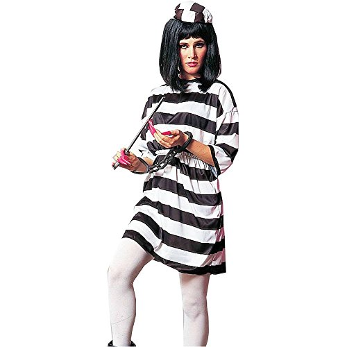 Convict Lady Adult Costume - Standard