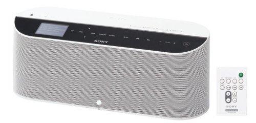 SONY Wi-Fi オーディオ ホワイト VGF-WA1/W