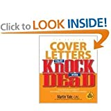 img - for Cover Letters That Knock `em Dead `7th EDITION book / textbook / text book