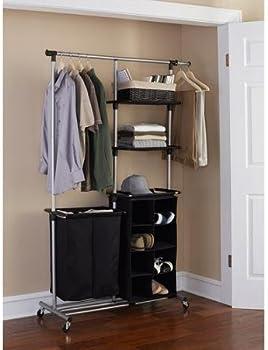 Mainstays Multi-Function Garment Rack