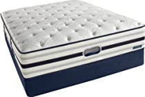 Hot Sale Beautyrest Recharge World Class Manorville Plush Mattress Set, King