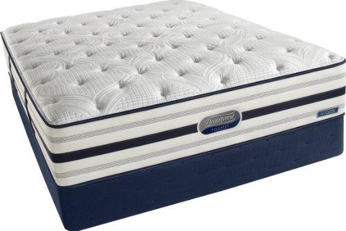 Beautyrest Recharge World Class Manorville Luxury Firm Mattress Set, Full front-1025961