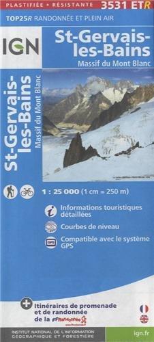saint-gervais-les-bains-massif-du-mont-blanc-1-25-000-plastifiee-resistante-top-25-serie-bleue-carte