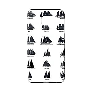BLUEDIO Designer 3D Printed Back case cover for Samsung Galaxy S6 - G4939