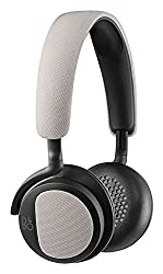 B&O PLAY by BANG & OLUFSEN - BeoPlay H2 On-Ear Headphones, Silver Cloud (1642303)