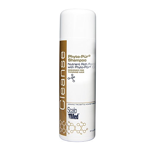 Scalp Med Phyto-Pur Shampoo, Unscented, 8 Ounce (Pur Med compare prices)