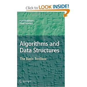 Algorithms and Data Structures: The Basic Toolbox Kurt Mehlhorn, Peter Sanders