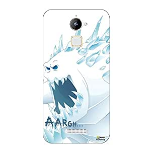 Hamee Disney Princess Frozen Official Licensed Designer Cover Hard Back Case for Coolpad Note 3 / Coolpad Note Three ( Marshmallow Aargh )