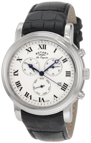 Rotary Men's Quartz Analogue Watch GS90021/21