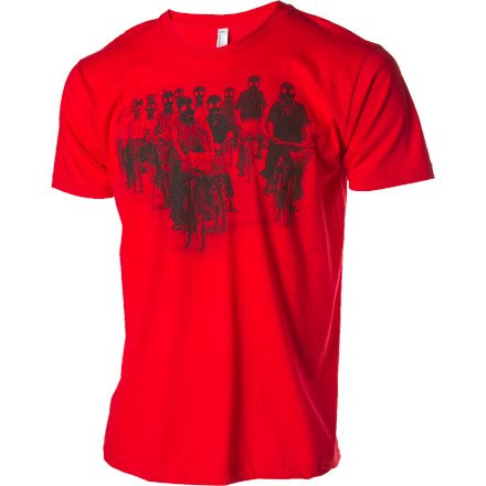Buy Low Price Twin Six Two Wheels For Life T-Shirt – Short-Sleeve – Men's (B007NW5X0U)