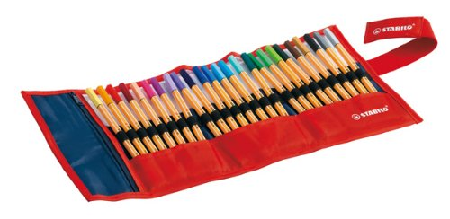 Stabilo Point 88 Pen Sets rollerset set of 25