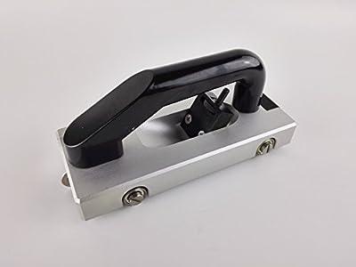 U Type Blade Wheeled Groover Grooving Slotting Pull Hand Tool Slotter PVC Vinyl Floor Welding Plastic Flooring Floor Vinyl Welding Grooving