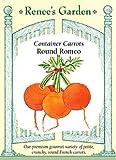 Carrots - Round Baby Romeo Seeds