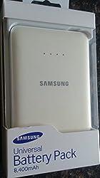Samsung Universal Battery Pack 8400mAh (White)