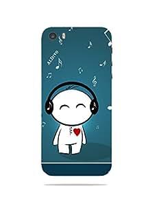 alDivo Premium Quality Printed Mobile Back Cover For Apple iPhone SE / Apple iPhone SE Back Case Cover (MKD302)
