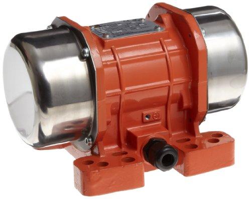 Oli Vibrator Mve.202.Dc.24 Electric Vibrator Motor, Dc, Single Phase, 3000 Rpm, 0 Hz, 24 Volt, 440.92 Lb Output Force
