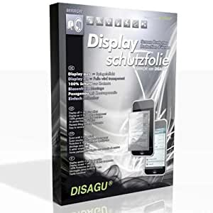 DISAGU Mirror screen protector for Archos 15b Vision - (Reflecting effect Air pocket free application Easy to remove)
