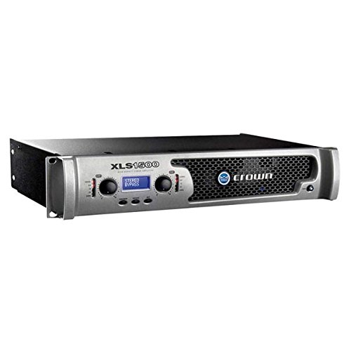 Crown DriveCore XLS1500 Power Amplifier (Crown Power compare prices)