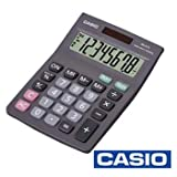 CASIO Electronic Calculator MS 8TV SA Electronic Calculators 4971850187752