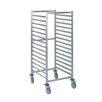Tournus GN 2/1 Racking Trolley 15 Levels