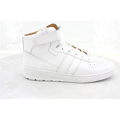 Jim rickey chucker-white premium leather, Bianco (Bianco), 42