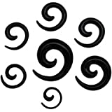 Dehnschnecke Set Dehner Dehnstab Dehnset Taper Stern Leo Zebra 3 4 5 6 8 10 Set