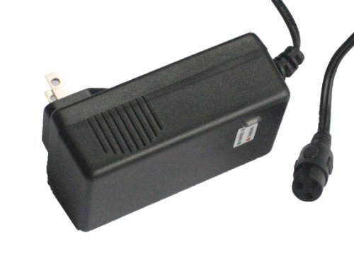 Find Bargain LotFancy New QILI 24 volt 24V 1.5A 1500mA Electric Bike Motor Scooter Battery Charger P...