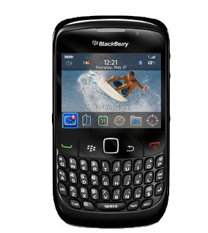 Sprint CDMA Blackberry Curve 8530 (Black)