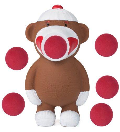 Hog Wild Sock Monkey Popper Foam Battle Toy - 1