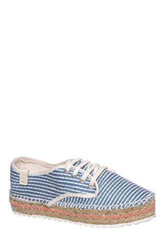Jacobe Platform Low Top Sneaker
