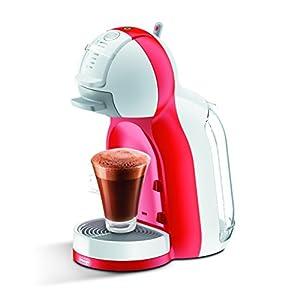 NESCAFÉ Dolce Gusto Mini Me EDG305 Coffee Capsule Machine - Red and White - EDG305.WR