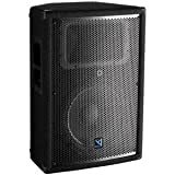 Yorkville YX12 Speaker 2 Way Passive 200 Watts 12 Inch Woofer 90 H x 40 V Dispersion 8 Ohms