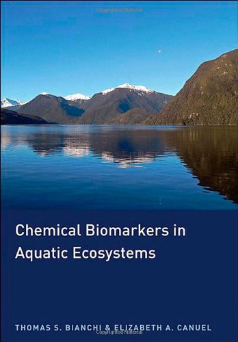 Chemical Biomarkers in Aquatic Ecosystems PDF