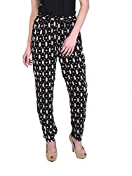 SOUTHWESTERN STRAIGHT TROUSERS
