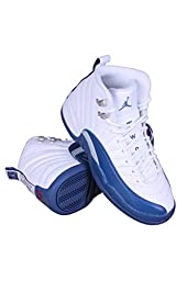 Air Jordan 12 French Blue GS BG 153265-113 US 3.5Y