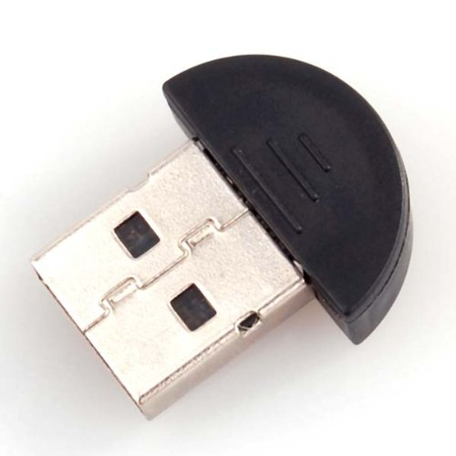 2.0 Usb Bluetooth Wireless Adapter For Hp, Gateway, Emachine, Dell Or Any Laptop/Pc Running Windows 98, 98Se, Me, 200, Xp, Vista & Windows 7!!!