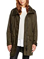 Belstaff Chaqueta Larga Cotton Ct Master Long (Barro)