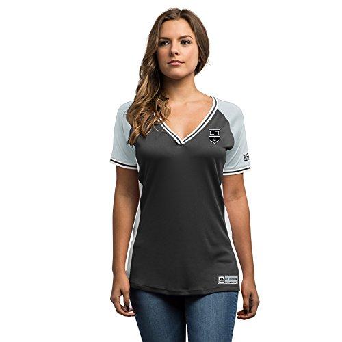 nhl-los-angeles-kings-womens-league-diva-fashion-tops-black-sport-gray-white-medium