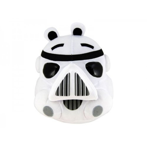 Commonwhealth - Peluche Angry Birds Star Wars - StormTrooper 20cm - 0022266932369
