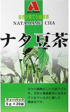 アートフーズ ナタ豆茶 ティーパック 20袋