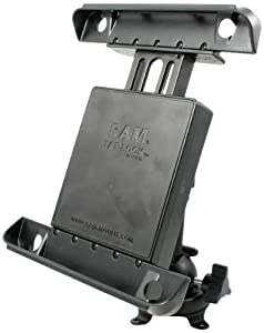Padholder Auto Padholdr Ram Lock Series with Locking Holder and Industrial Grade Mount for iPad and Other Tablets