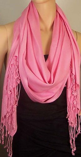 Super Soft Faux Pashmina Scarf