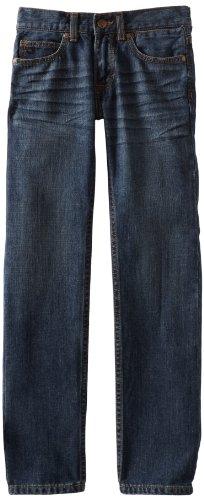 Quiksilver Boys 8-20 Distortion Used Indigo Wash Jean, Used Indigo Wash, 23