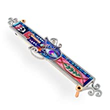 Hamsa Mezuzah from The Artazia Collection M0632PU