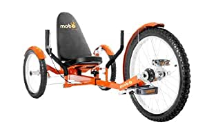 Mobo Triton Pro Ultimate Three Wheeled Cruiser,