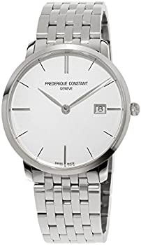 Frederique Silver Dial Men's Watch